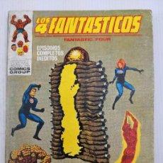 Cómics: LOS 4 FANTASTICOS 33 VERTICE BUEN ESTADO. Lote 124675747