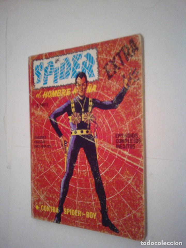 SPIDER - VERTICE - VOLUMEN 1 - NUMERO 6 - BUEN ESTADO - GORBAUD - CJ 88 (Tebeos y Comics - Vértice - Fleetway)