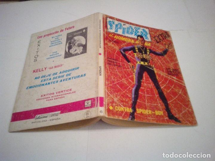 Cómics: SPIDER - VERTICE - VOLUMEN 1 - NUMERO 6 - BUEN ESTADO - GORBAUD - CJ 88 - Foto 7 - 125081531