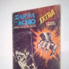 Cómics: ZARPA DE ACERO EXTRA - NUMERO 6 - GORBAUD . Lote 125091939