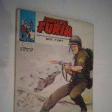 Cómics: SARGENTO FURIA - VERTICE - VOLUMEN 1- NUMERO 21 - BUEN ESTADO - GORBAUD - CJ 88. Lote 125095027