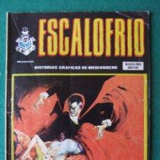 Cómics: ESCALOFRIO Nº 53 EDICIONES VERTICE. Lote 125140415