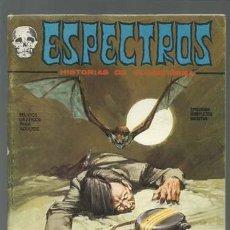 Cómics: ESPECTROS 17, 1973, VERTICE, BUEN ESTADO. Lote 125370291