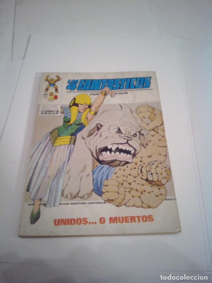 LOS 4 FANTASTICOS - VERTICE - VOLUMEN 1 - NUMERO 59 - BUEN ESTADO - CJ 75 - GORBAUD (Tebeos y Comics - Vértice - 4 Fantásticos)