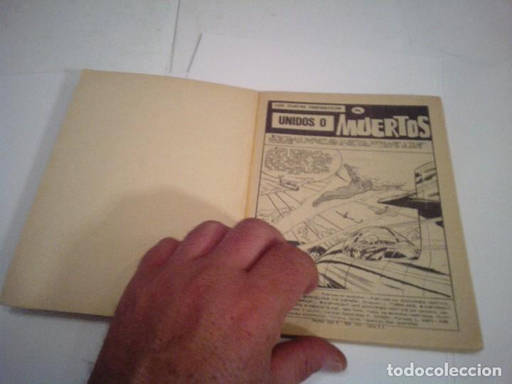Cómics: LOS 4 FANTASTICOS - VERTICE - VOLUMEN 1 - NUMERO 59 - BUEN ESTADO - CJ 75 - GORBAUD - Foto 2 - 125436679