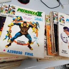 Cómics: PATRULLA X VOL. 1 / LOTE DE 18 NÚMEROS / VÉRTICE TACO. Lote 56122930
