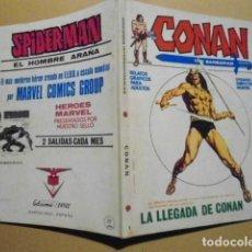 Cómics: VERTICE V1 CONAN NUM. 1 MUY BUEN ESTADO. Lote 125973039