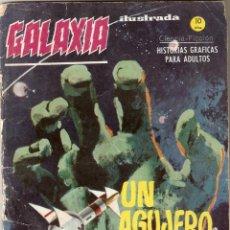 Cómics: GALAXIA ILUSTRADA VOL1 - Nº 13 - UN AGUJERO EN EL ESPACIO - EDITORIAL VERTICE - 1966 - 10 PTS -. Lote 126024447