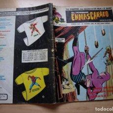Cómics: EL HOMBRE ENMASCARADO - Nº 33 - VOL. 1 - VERRICE. Lote 126187659