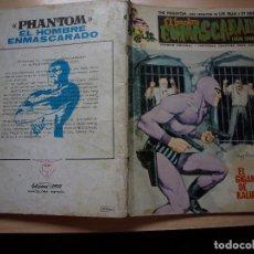 Cómics: EL HOMBRE ENMASCARADO - Nº 3 - VOL. 1 - VERRICE. Lote 126188791
