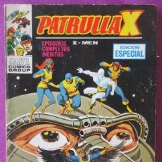 Comics: TEBEO PATRULLA X, MARVEL, COMPUTO Y LOS SEMIHOMBRES, Nº 21, VERTICE, 1972, EDICION ESPECIAL. Lote 126296619