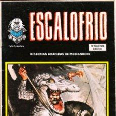 Cómics: TEBEO N°63 ESCALOFRIOS 1978. Lote 126388270