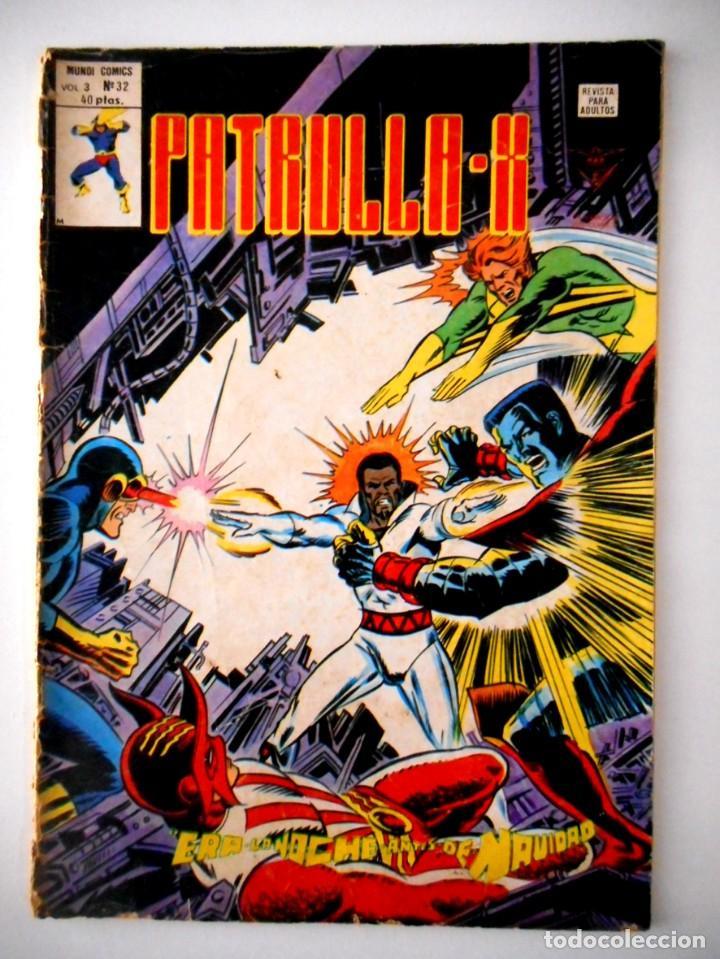 PATRULLA-X VOL 3 Nº 32 (Tebeos y Comics - Vértice - Patrulla X)