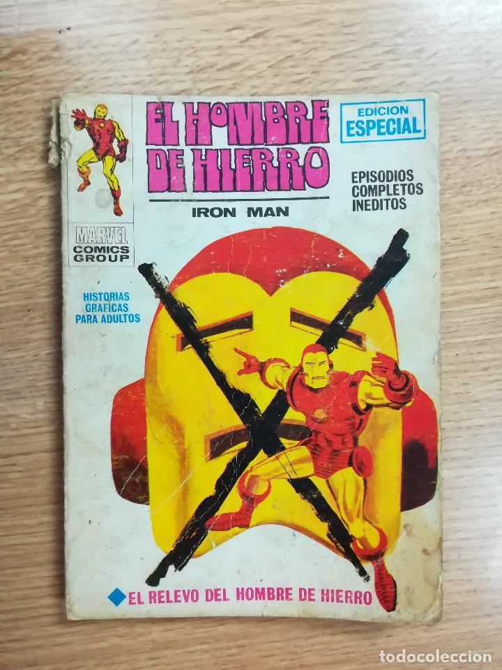 HOMBRE DE HIERRO #9 EL RELEVO DEL HOMBRE DE HIERRO (VERTICE) (Tebeos y Comics - Vértice - Hombre de Hierro)