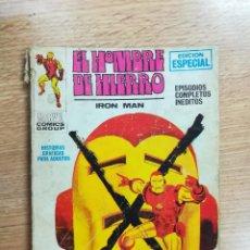 Cómics: HOMBRE DE HIERRO #9 EL RELEVO DEL HOMBRE DE HIERRO (VERTICE). Lote 126580635