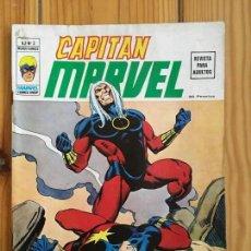 Cómics: CAPITAN MARVEL V2 Nº 1. Lote 126674615