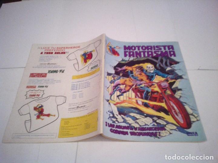 Cómics: MOTORISTA FANTASMA - MUNDICOMICS + SURCO - VERTICE - COLEC COMPLETA - BUEN ESTADO - CJ 37 - GORBAUD - Foto 4 - 126706143