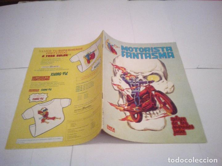 Cómics: MOTORISTA FANTASMA - MUNDICOMICS + SURCO - VERTICE - COLEC COMPLETA - BUEN ESTADO - CJ 37 - GORBAUD - Foto 5 - 126706143