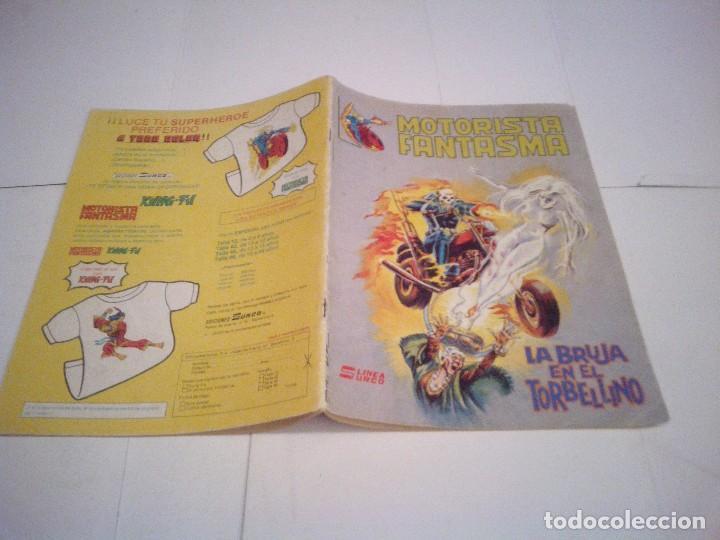 Cómics: MOTORISTA FANTASMA - MUNDICOMICS + SURCO - VERTICE - COLEC COMPLETA - BUEN ESTADO - CJ 37 - GORBAUD - Foto 7 - 126706143