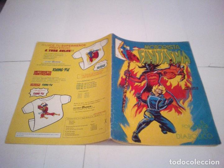 Cómics: MOTORISTA FANTASMA - MUNDICOMICS + SURCO - VERTICE - COLEC COMPLETA - BUEN ESTADO - CJ 37 - GORBAUD - Foto 8 - 126706143