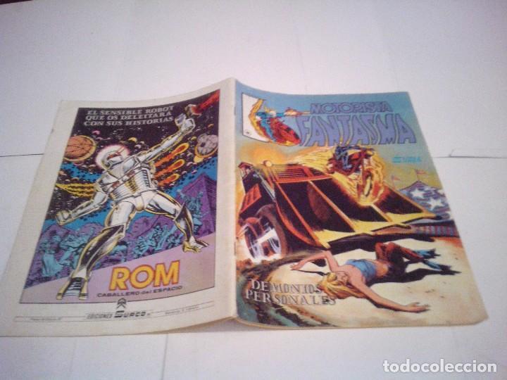 Cómics: MOTORISTA FANTASMA - MUNDICOMICS + SURCO - VERTICE - COLEC COMPLETA - BUEN ESTADO - CJ 37 - GORBAUD - Foto 9 - 126706143