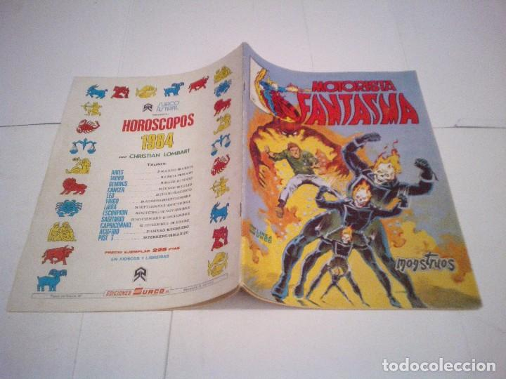 Cómics: MOTORISTA FANTASMA - MUNDICOMICS + SURCO - VERTICE - COLEC COMPLETA - BUEN ESTADO - CJ 37 - GORBAUD - Foto 10 - 126706143