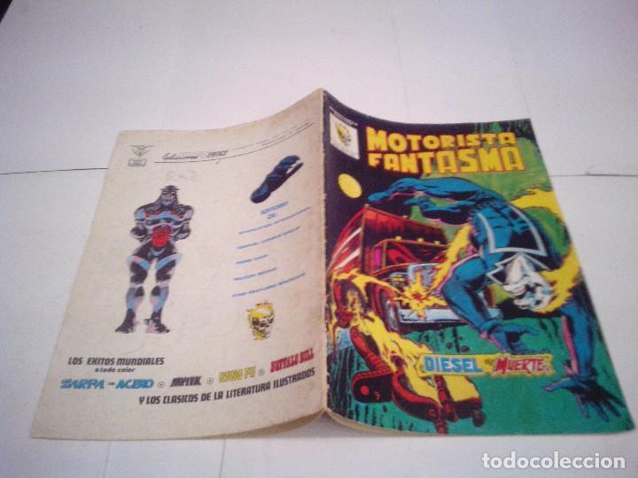 Cómics: MOTORISTA FANTASMA - MUNDICOMICS + SURCO - VERTICE - COLEC COMPLETA - BUEN ESTADO - CJ 37 - GORBAUD - Foto 12 - 126706143