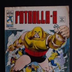 Comics : PATRULLA X Nº 6 VOLUMEN 3 EDITORIAL VERTICE. Lote 126749611
