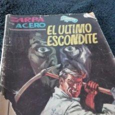 Comics - Comic vertice ZARPA DE ACERO - 126945219