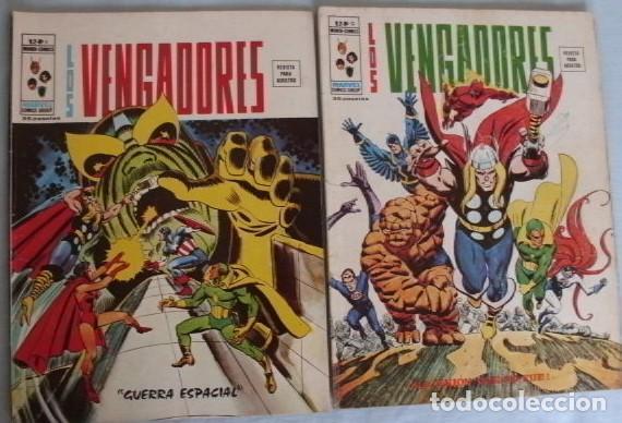 Cómics: COLECCION COMPLETA LOS VENGADORES V.2 - Foto 3 - 126972503