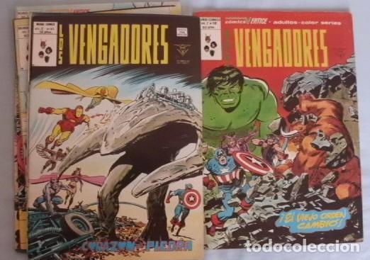 Cómics: COLECCION COMPLETA LOS VENGADORES V.2 - Foto 4 - 126972503