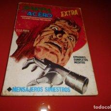 Comics - Zarpa de acero - Extra - vol. 1 nº 25 vertice - 126996479