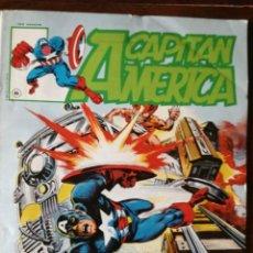 Cómics: 3 COMICS CAPITAN AMERICA NUMERO 5-6 SURCO-LINEA 82 Nº1 MUNDICOMICS NUEVO 1983. Lote 127184671