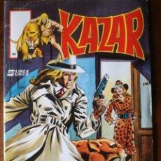 Cómics: KAZAR--SURCO MUNDI COMIC-Nº 10-EL PERSONAJE ERES TU NUEVO 1983. Lote 127196771