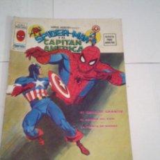 Cómics: SUPER HEROES - VOLUMEN 2 - VERTICE - NUMERO 8 - VERTICE - GORBAUD - CJ 98. Lote 127448975