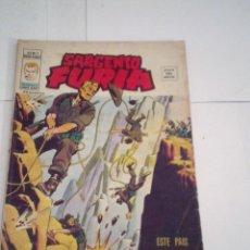 Cómics: SARGENTO FURIA - VERTICE - VOLUMEN 2 - NUMERO 21 - GORBAUD - CJ 98. Lote 127449099