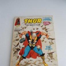 Cómics: THOR THE MIGHTY THOR Nº 18 - MIENTRAS EL UNIVERSO TIEMBLA - EDICIONES INTERNACIONALES VERTICE 1972. Lote 127457407