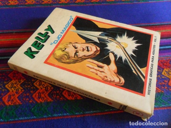 MUY BUEN ESTADO. VÉRTICE VOL. 1 EDICIÓN ESPECIAL KELLY OJO MÁGICO Nº 6. 1974. RARO. (Tebeos y Comics - Vértice - V.1)