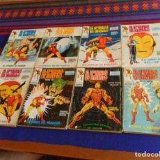 Comics - BUEN PRECIO, VÉRTICE VOL. 1 EL HOMBRE DE HIERRO NºS 4 9 12 13 22 28. 1969. 25 PTS. - 127516131