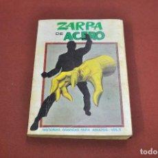 zarpa de acero , historias graficas para adultos volumen 5 año 1972 - CO2