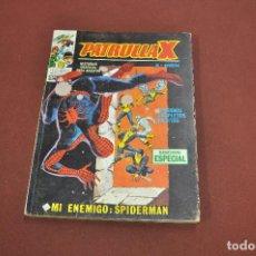 patrulla X , mi enemigo : spiderman número 16 año 1974 - CO2
