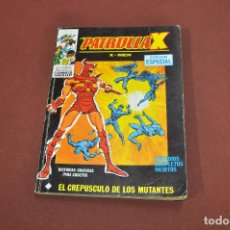 patrulla X , el crepusculo de los mutantes número 23 año 1974 - CO2