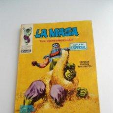 Cómics: LA MASA Nº 6 - ARENAS MOVEDIZAS - EDICIONES INTERNACIONALES VERTICE 1971 - COMPLETO. Lote 127621959