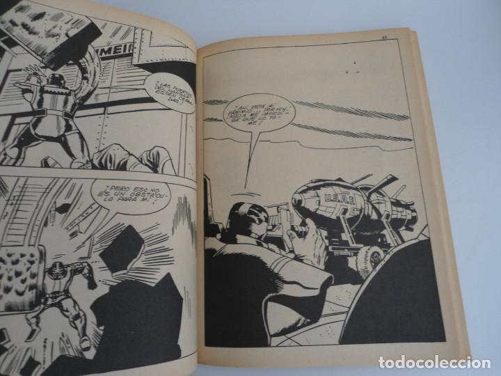 Cómics: LA MASA nº 6 - ARENAS MOVEDIZAS - EDICIONES INTERNACIONALES VERTICE 1971 - COMPLETO - Foto 9 - 127621959