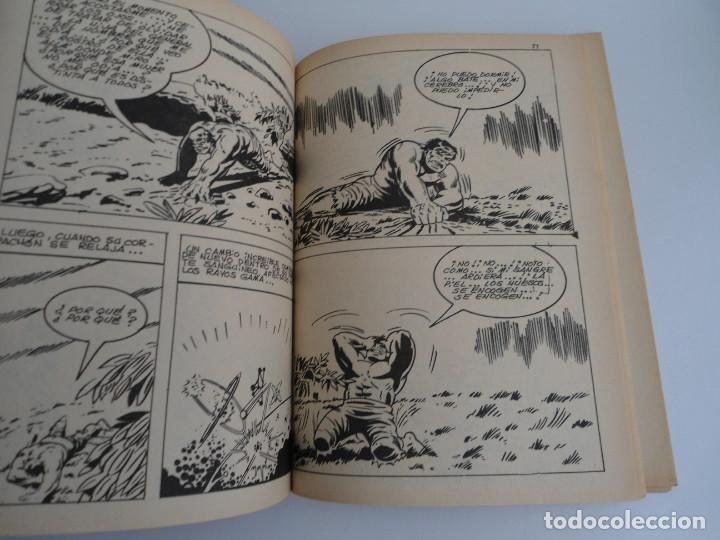 Cómics: LA MASA nº 6 - ARENAS MOVEDIZAS - EDICIONES INTERNACIONALES VERTICE 1971 - COMPLETO - Foto 10 - 127621959