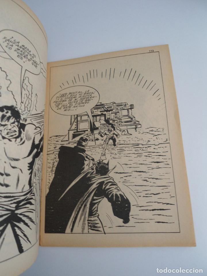 Cómics: LA MASA nº 6 - ARENAS MOVEDIZAS - EDICIONES INTERNACIONALES VERTICE 1971 - COMPLETO - Foto 13 - 127621959