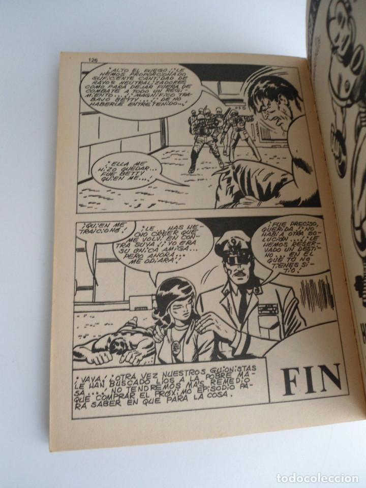 Cómics: LA MASA nº 6 - ARENAS MOVEDIZAS - EDICIONES INTERNACIONALES VERTICE 1971 - COMPLETO - Foto 14 - 127621959