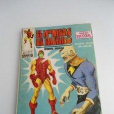 Cómics: EL HOMBRE DE HIERRO IRON MAN Nº 2 - CONTRA EL UNICORNIO -ED. INTERNACIONALES VERTICE 1969 - COMPLETO. Lote 127646679