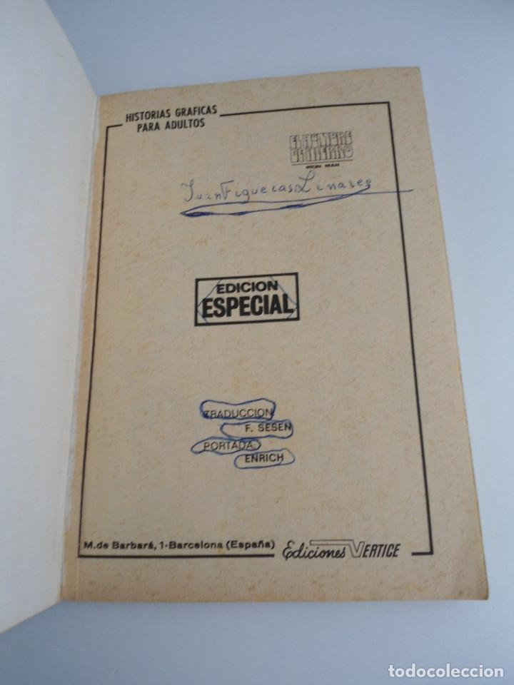 Cómics: EL HOMBRE DE HIERRO IRON MAN nº 2 - CONTRA EL UNICORNIO -ED. INTERNACIONALES VERTICE 1969 - COMPLETO - Foto 5 - 127646679