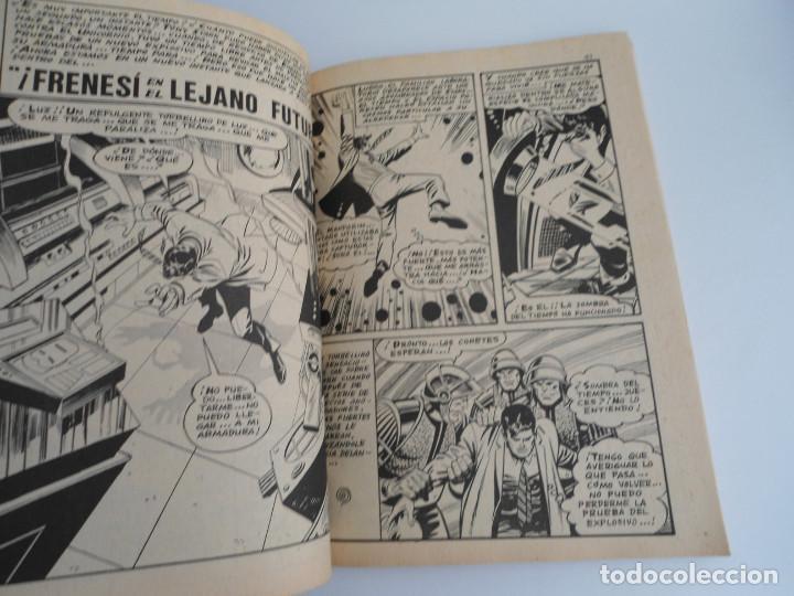 Cómics: EL HOMBRE DE HIERRO IRON MAN nº 2 - CONTRA EL UNICORNIO -ED. INTERNACIONALES VERTICE 1969 - COMPLETO - Foto 9 - 127646679